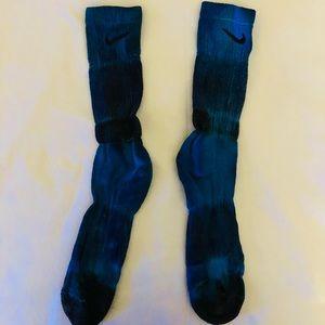 Custom Tie-Dye Nike Socks